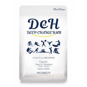 DCH・Men's DreamのディープチェンジHMB