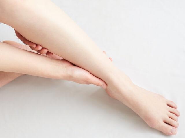 足のむくみなどが原因で靴擦れを引き起こすことがある
