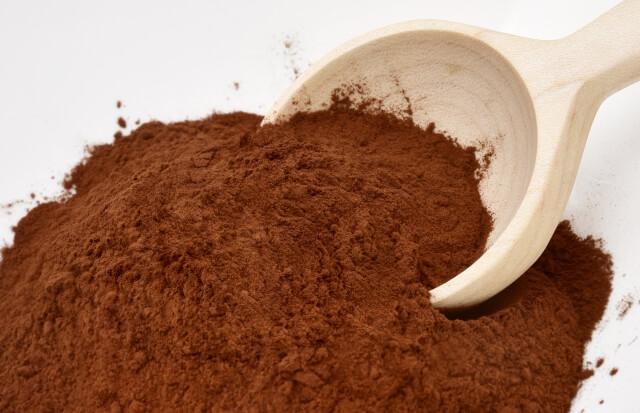 抗酸化作用のあるファイトケミカルを含む食品・食べ物にカカオなどのポリフェノールがある