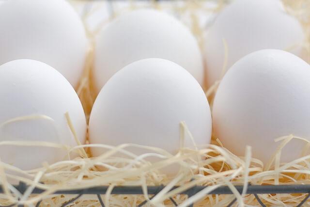 卵による乳化剤のアレルギー