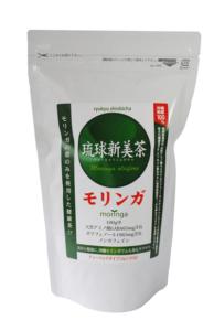アクアグリーン沖縄の琉球新美茶モリンガ