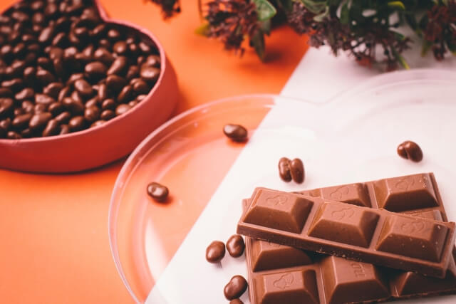 GABA(ギャバ)を多く含むチョコ・チョコレート