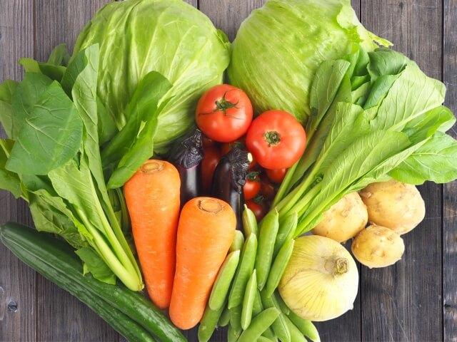 GABA(ギャバ)を多く含む野菜