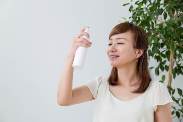 温泉化粧水スプレー(ミスト化粧水)は画期的な化粧水