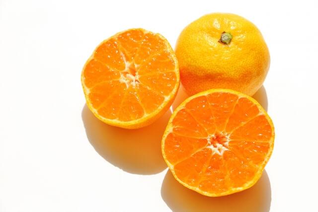 オレンジスムージー
