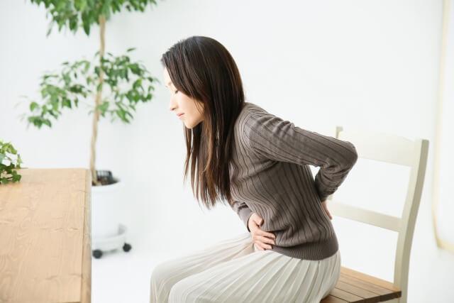生理痛や更年期障害で悩んでいる女性
