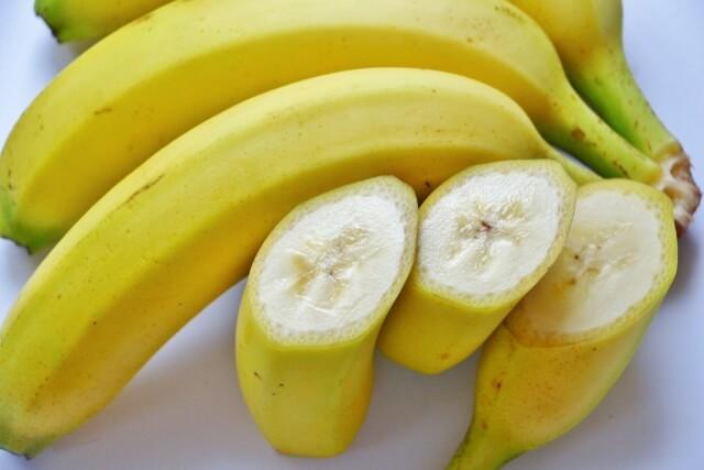 チアシードバナナミルク