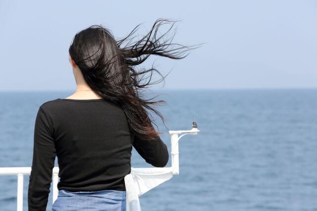 フィッシュ(マリン)コラーゲンにはハリツヤのある美髪をつくる効果がある