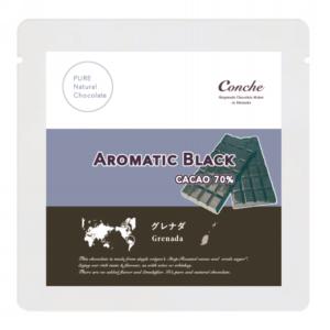 Conche・コンチェのグレナダカカオ70%ブラックチョコレート