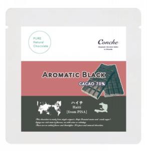 Conche・コンチェのハイチカカオ70%ブラックチョコレート