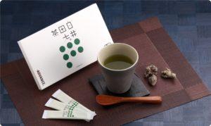 さくらの森の白井田七。茶