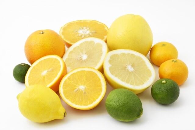 みかん・オレンジ・レモン