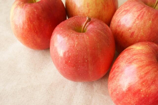 ソルビトール(ソルビット)が含まれているリンゴ