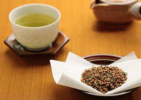 玄米茶の栄養成分-カテキン・カリウム・タンニンの含有量-