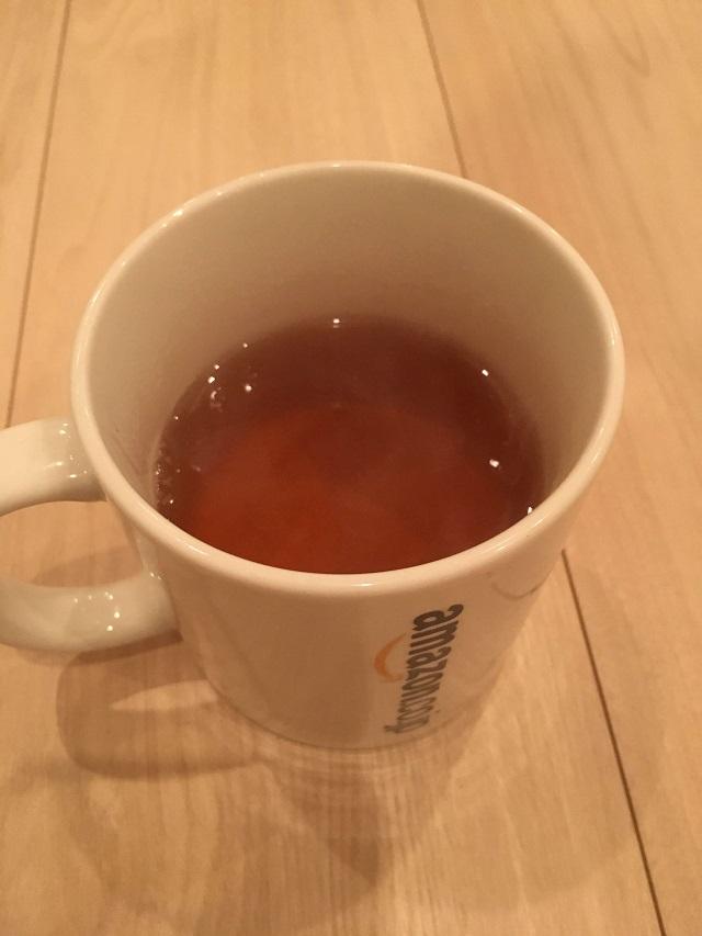 ごぼう茶をレビュー