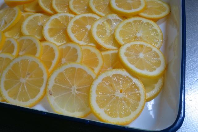 塩レモン水の作り方