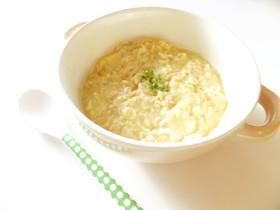 オートミールのクリーミースープ