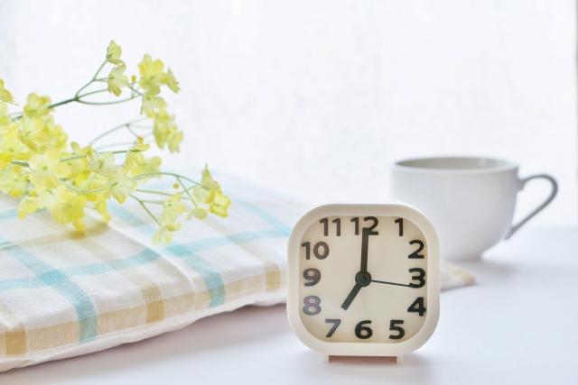 オルニチンの睡眠(目覚め)に対する効能