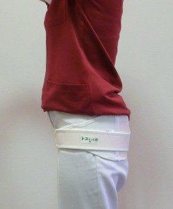 産後骨盤ベルトの正しい付け方9