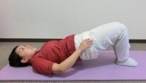 産後骨盤ベルトの正しい付け方4