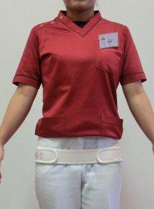 産後骨盤ベルトの正しい付け方8