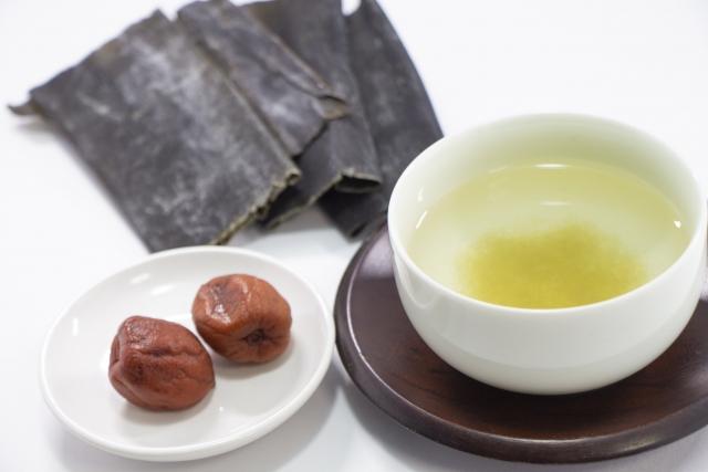 昆布茶(梅昆布茶)