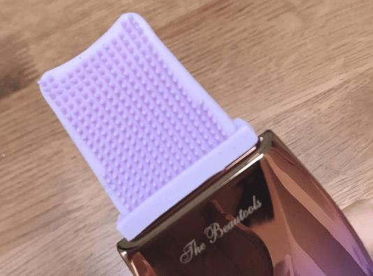 ロックリーンディスコのクレンジング洗顔用のカバー