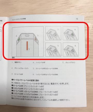 日本語版の説明書が分かりやすい